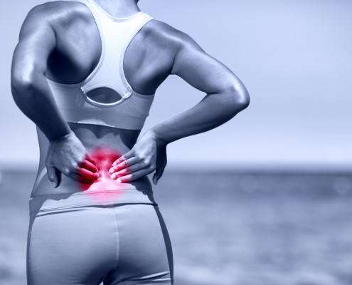 5 Signs of a Bad Back